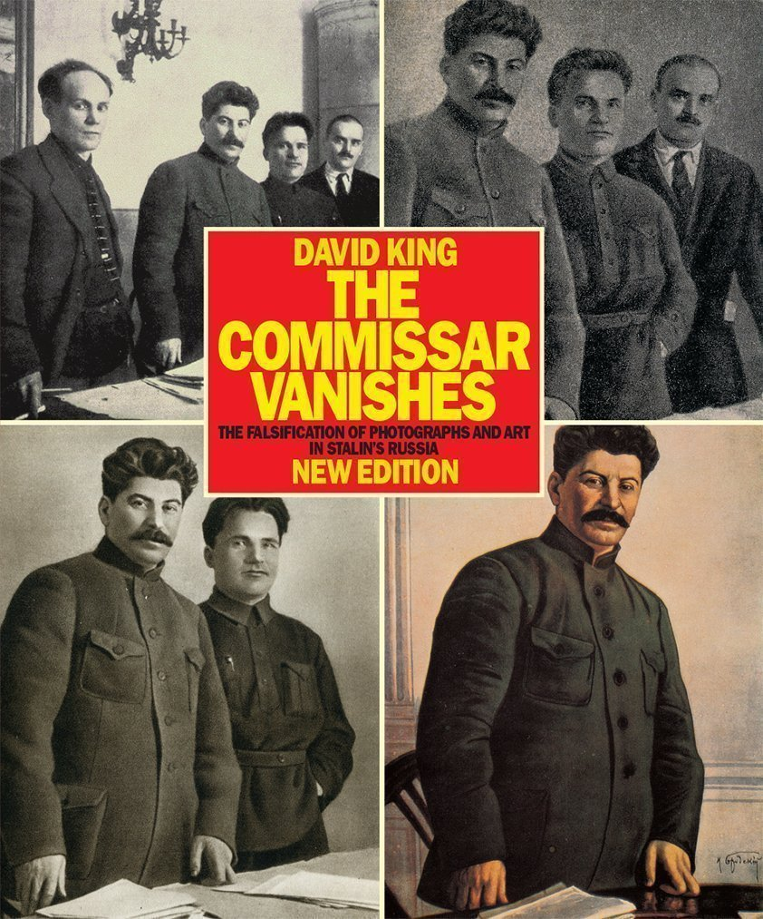 The Commissar Vanishes | Francis Boutle Publishers