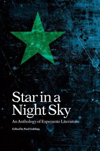 Star in a Night Sky Esperanto Book Cover