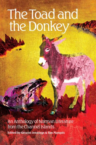 The Toad and the Donkey Book Cover