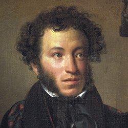 Alexander Pushkin Portrait