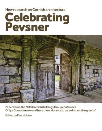 Celebrating Pevsner Book Cover