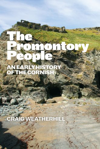 The Promontory People Book Cover