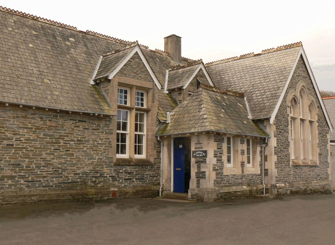 Boscastle Board School