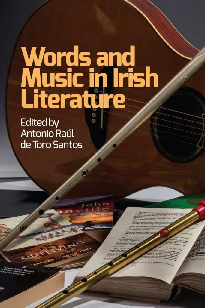 Image result for WORDS AND MUSIC IN IRISH LITERATURE