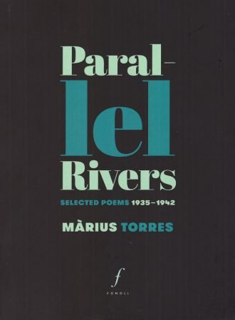Cover of Parallel Rivers Selected Poems by Màrius Torres